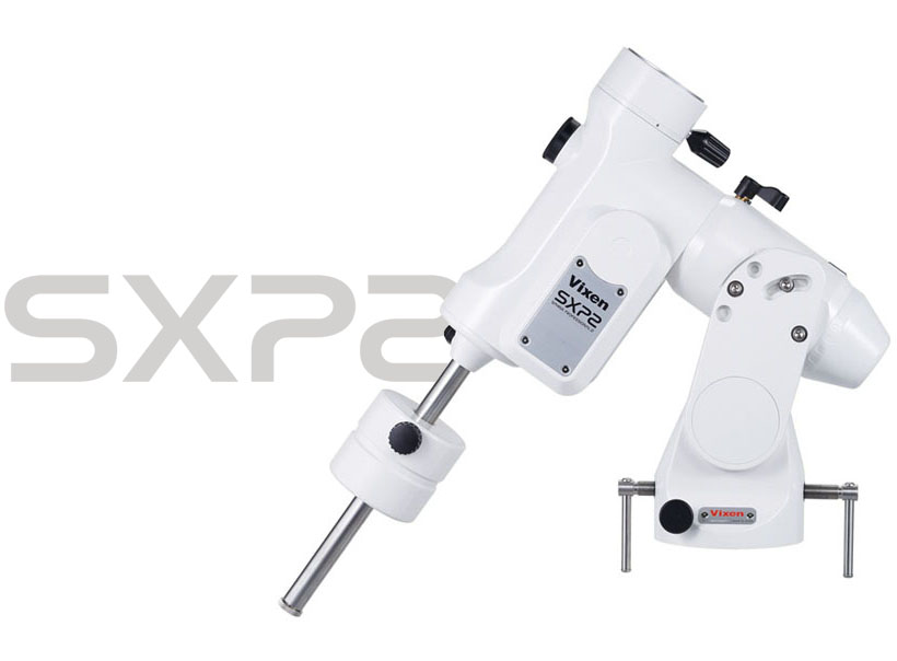 A new SXP2 series of equatorial mounts will be released.