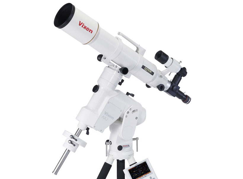 New appearance! AXJ Telescope Package!