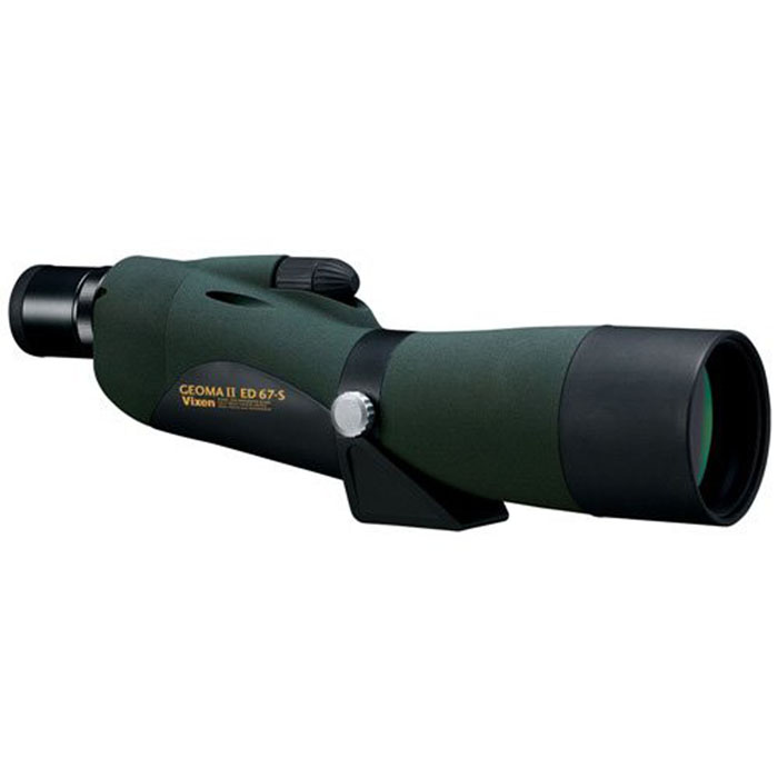Vixen Spotting Scope GEOMAⅡ ED 67-S Set —