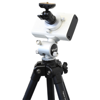 Vixen Portable Equatorial Mount Compact Mount POLARIE with M-155MA Tripod