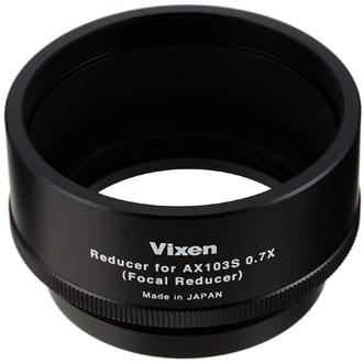 Vixen Telescope Focal Reducer for AX103S (APS-C)