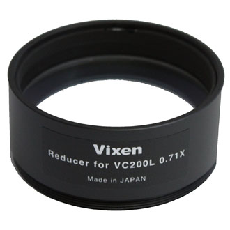 Vixen Telescope Focal Reducer 2 for VC200L