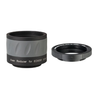 Vixen Telescope Focal Reducer for ED80Sf and Nikon Cameras