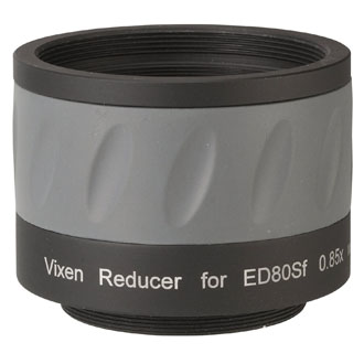 Vixen Telescope Focal Reducer for ED80Sf and Canon EOS Cameras