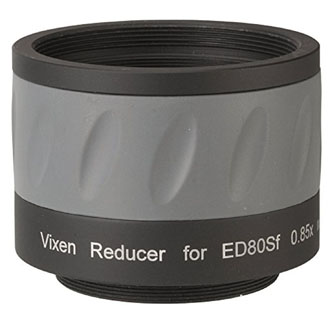 Vixen Telescope Focal Reducer for ED80Sf and Sony Alpha Cameras