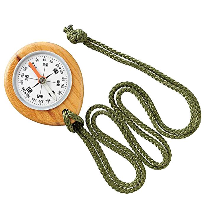 Vixen Compass Wood Oil Compass —