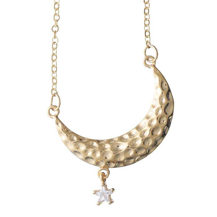 Vixen Accessory Sora Jewelry Crescent Moon —