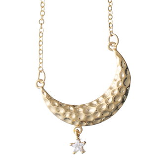 Vixen Accessory Sora Jewelry Crescent Moon